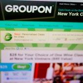 Groupon New Account Credit