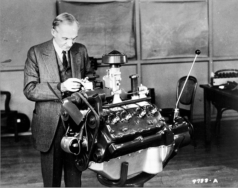 Great Leaders Series: Henry Ford, Founder of Ford Motor ...