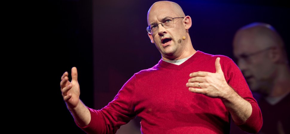 These Are the 5 Best TED Talks Ever, According to the Guy Who Runs TED