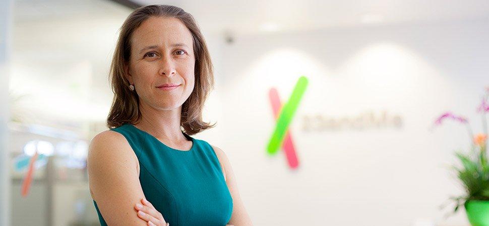 how 23andme u0026 39 s anne wojcicki became the boldest entrepreneur in health care