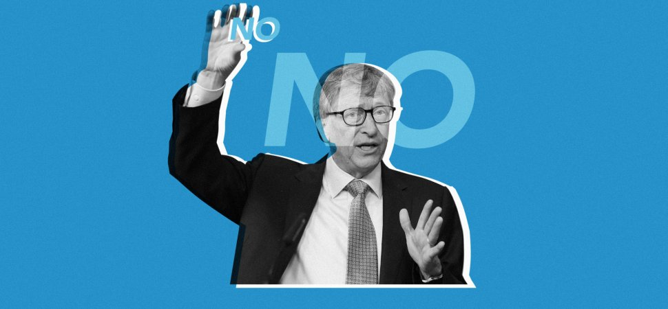 How Successful Leaders Like Bill Gates And Jason Fried Avoid The Toxic Yes Mindset News Akmi