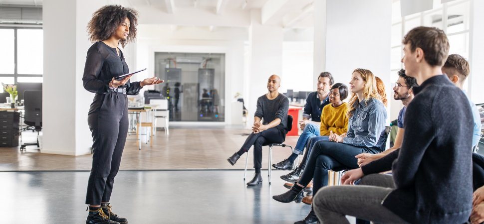 How Much Time Should You Spend on Business Leadership Training?