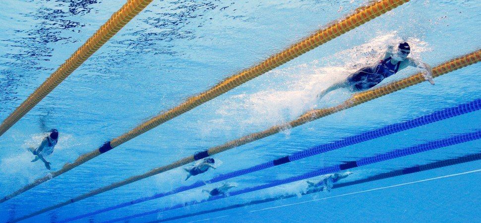 6 Ways Katie Ledecky Thinks Differently: The Psychology of Success