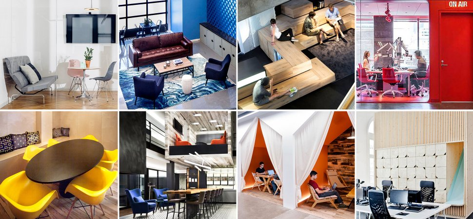 World 39 s coolest offices 2015 for List of interior design organizations