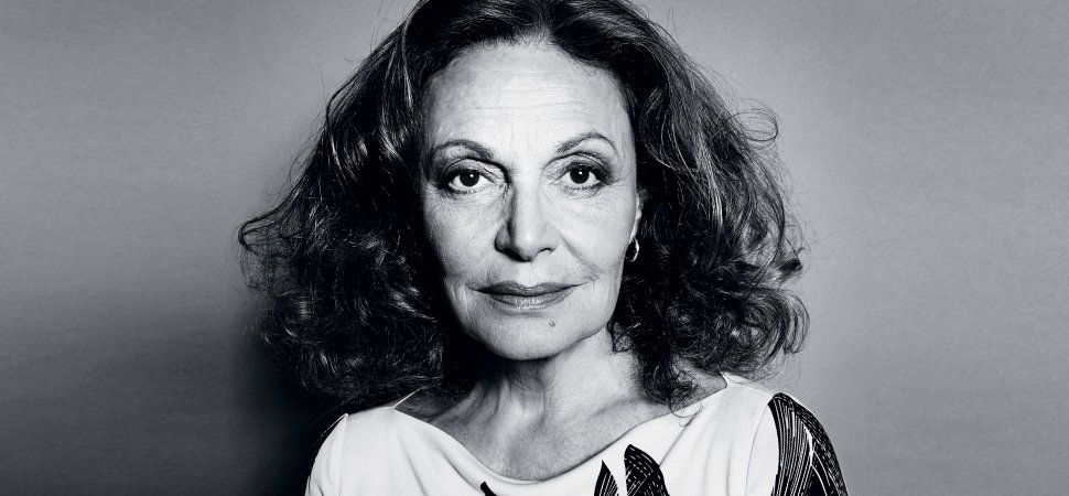 how diane von furstenberg persevered to build a fashion. Black Bedroom Furniture Sets. Home Design Ideas