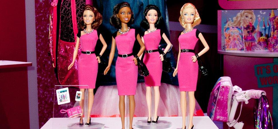 Entrepreneur Barbie Is A Hit For Mattel A Miss For Women
