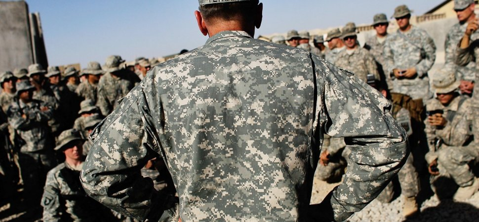 17 Inspiring Quotes About Military Leadership for Veterans Day | Inc.com