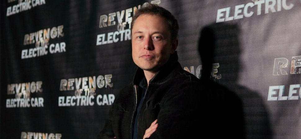 Elon Musk Owes His Success to This Accelerated Learning Process Used by