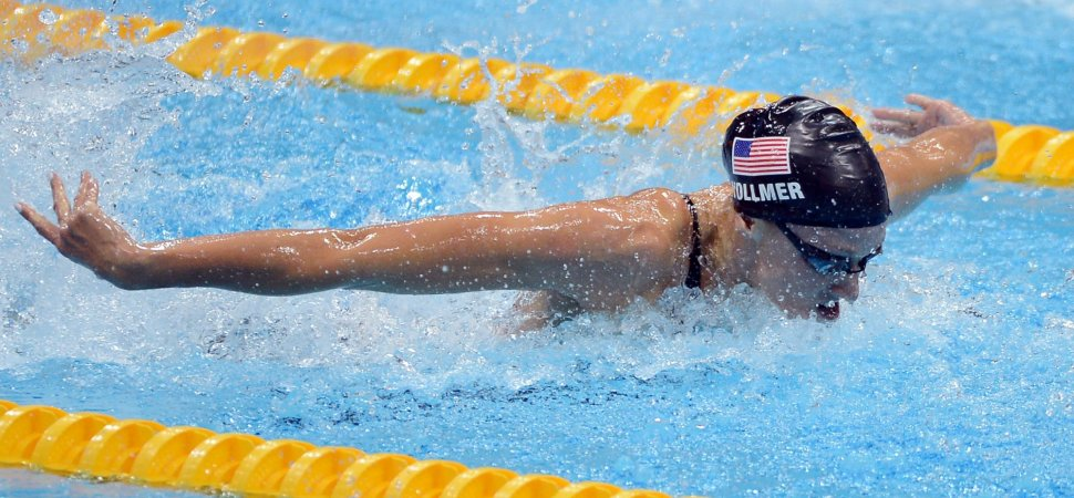 16 Lessons Dana Vollmer Learned Going From Baby to Rio Gold Medal in 17 Months: An Exclusive Interview