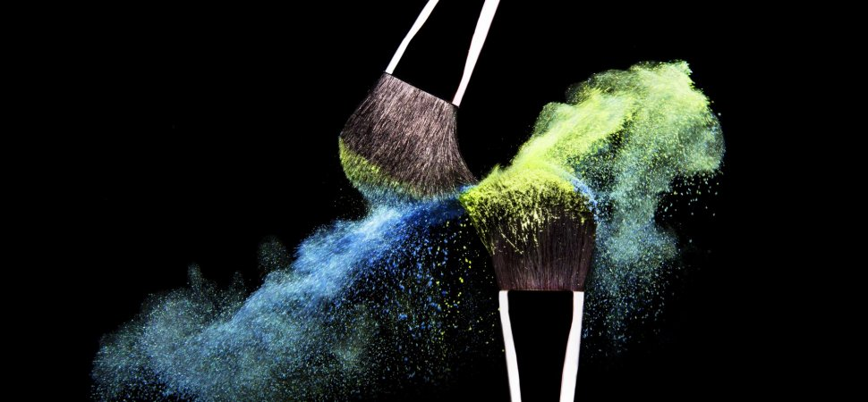 lush cosmetics stripped products from its homepage