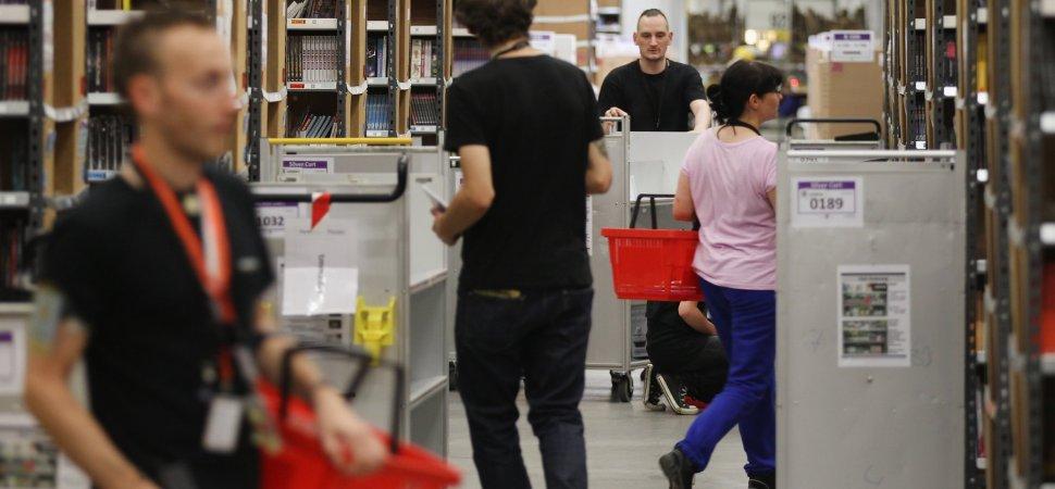 Amazon Harks Back the Old-School Apprenticeship Model to Train Veterans for Tech Jobs