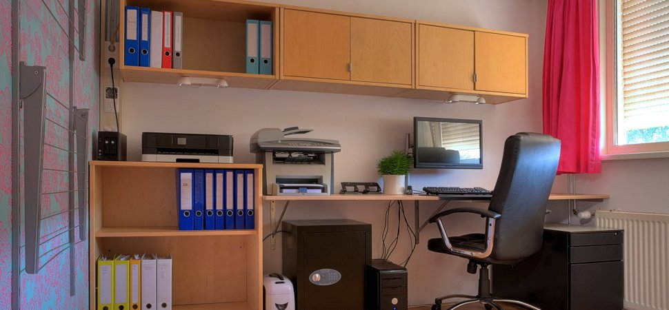 How To Set Up Your Home Office On A Shoestring Budget