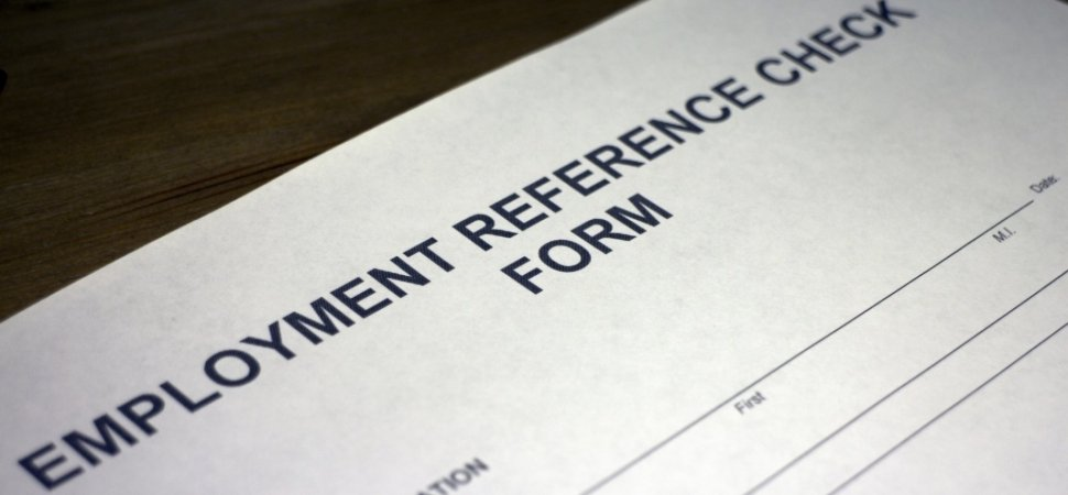 should you include references on your resume