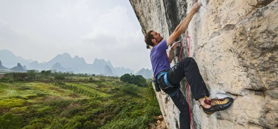 Rock climbing online dating