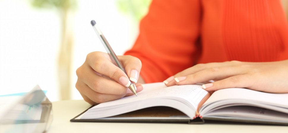 This 10-Minute Writing Exercise Is Scientifically Proven ...