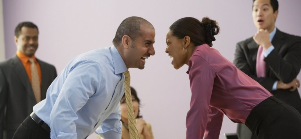4 Tips For Calmly Handling An Angry Co Worker Inc Com