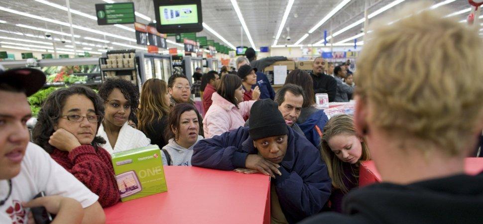 Walmart Is Altering a 30-Yr Custom