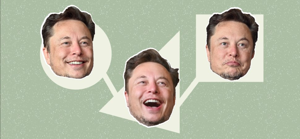 It took Elon Musk a few words to give the best leadership advice you'll hear today