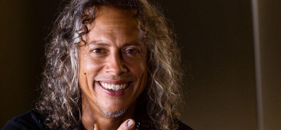 Metallica Guitarist Kirk Hammett How To Stay In The