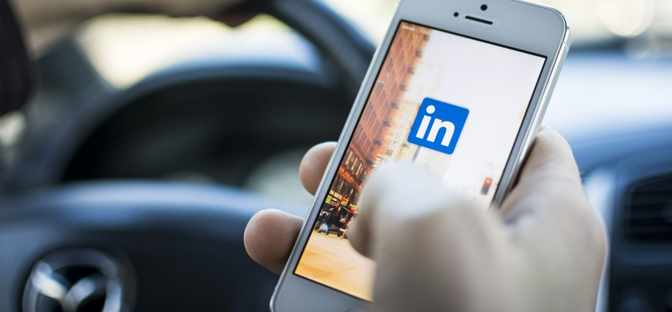 Linkedin en dispositivos móviles