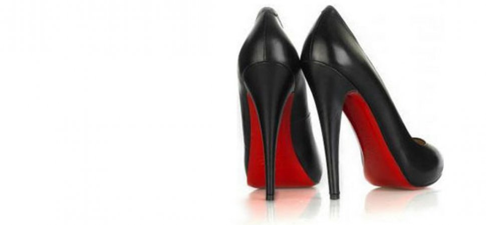 Louboutin Panoramic Shoe Designer Wins  Protect Red Soles