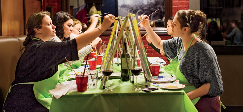 How Paint Nite Started A Party Planning Revolution Inc Com