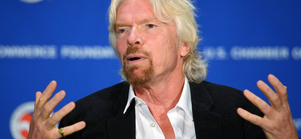 richard branson leadership By billy cheung new york (reuters) - billionaire entrepreneur richard branson is best known for starting and operating business ventures under the virgin.