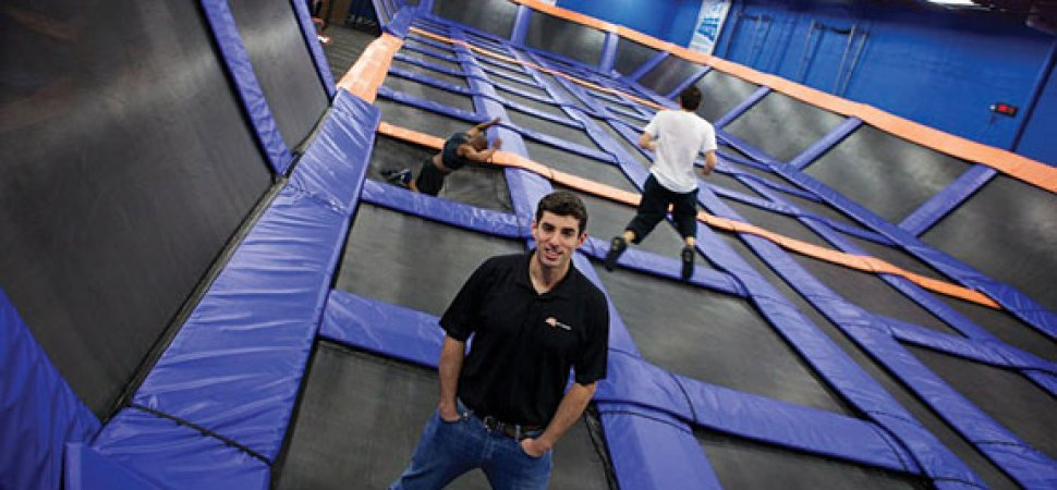 Inc 5000 Applicant Of The Week Sky Zone Inc Com