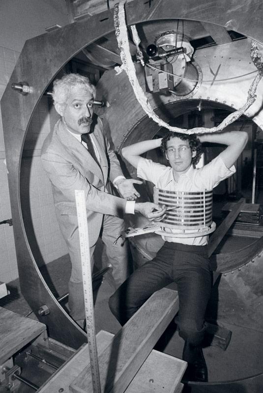 who invented the mri machine