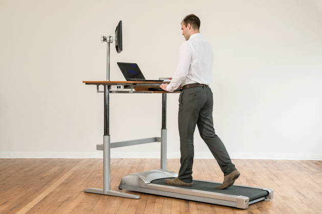 Tested Two Standing Desks To Improve Your Workday Inc Com