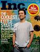 Inc. Magazine July Cover