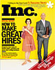 Inc. Magazine August Cover
