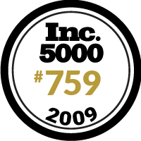Heritage Web Solutions: Number 759 on the 2009 Inc. 5000