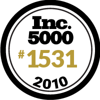 Previous Inc. 5000 Rankings