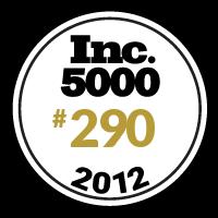 Previous Inc. 5000 Rankings