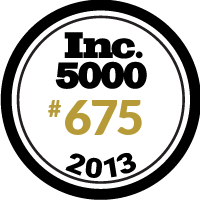 Slingshot SEO: Number 675 on the 2013 Inc. 5000