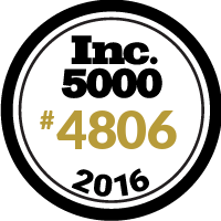 Blinc: Number 4806 on the 2016 Inc. 5000