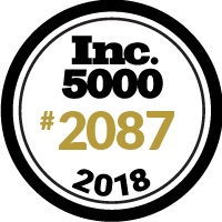 USA Firmware: Number 2087 on the 2018 Inc. 5000