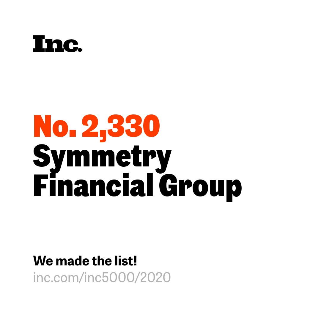 Symmetry Financial Group Swannnanoa Nc