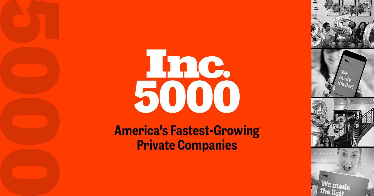 Inc. 5000 National | Inc.com