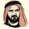 Sheik Mohammed bin Rashid Al Maktoum of Dubai