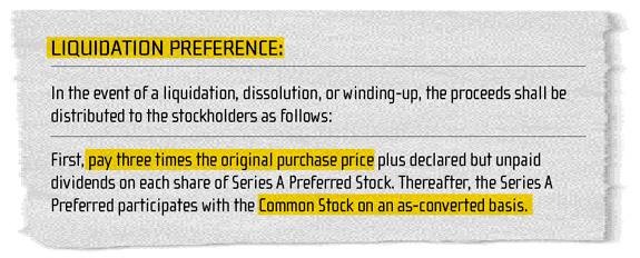Liquidation Reference