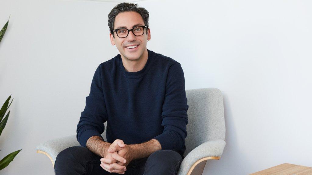 Warby Parker CEO Neil Blumenthal.