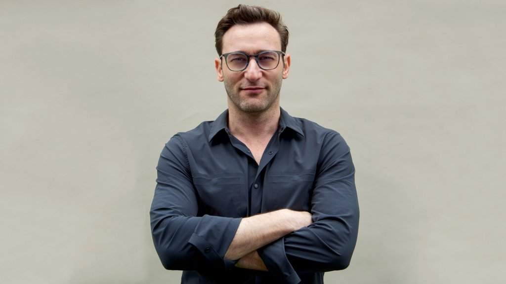 Simon Sinek: The Best Way to Run a Business Is Without an End Goal in Mind