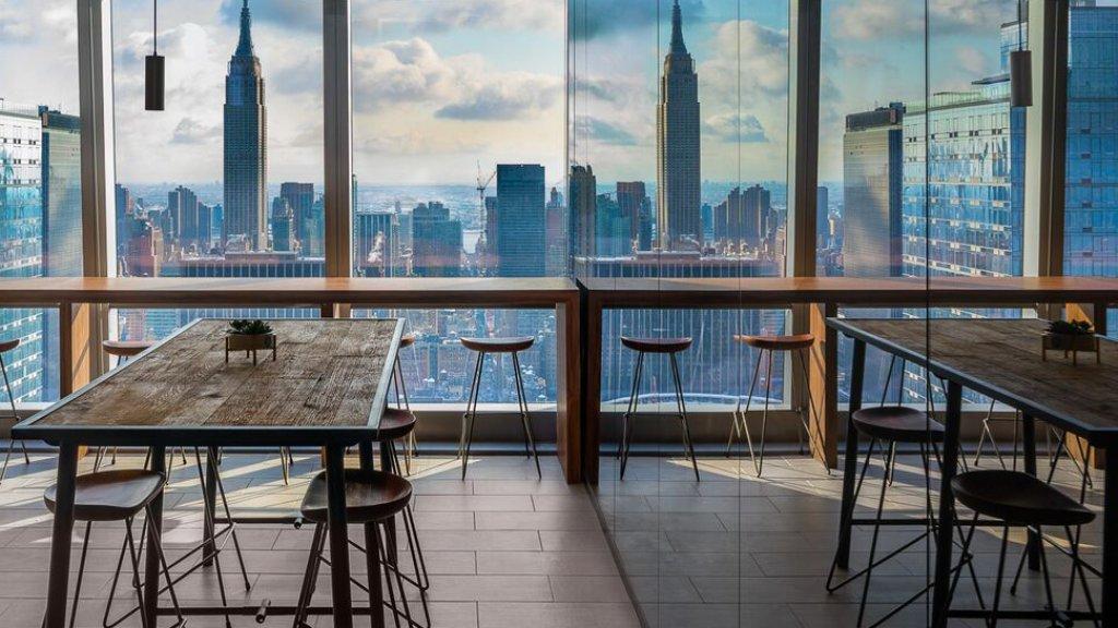 BCG Digital Ventures' Manhattan office.