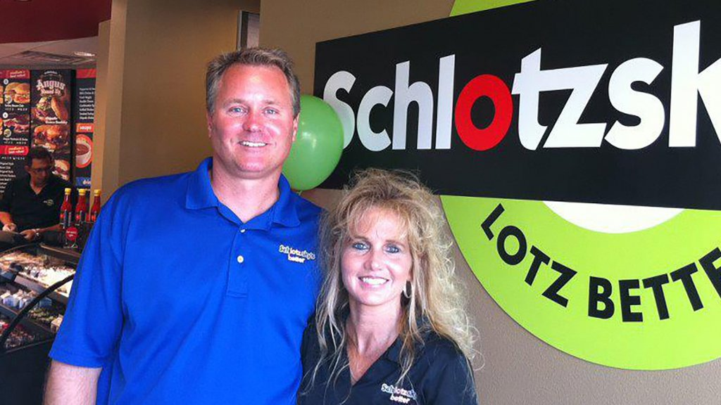 Cary and Jacquelyn Albert operate 32 Schlotzsky's Delis and four Dairy Queens in the Dallas area.