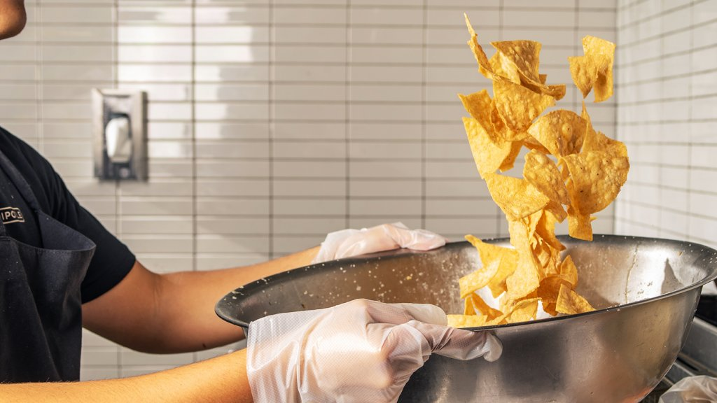 Chipotle Workers Go Through 375 Million Gloves Per Year. This Company Is Turning Them Into a Useful Product