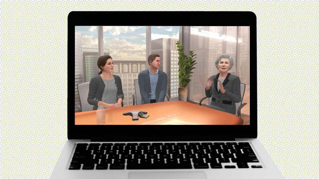 Learning Empathy Takes Practice. Lots of It. That's Why Some Employers Are Teaching It in Virtual Reality