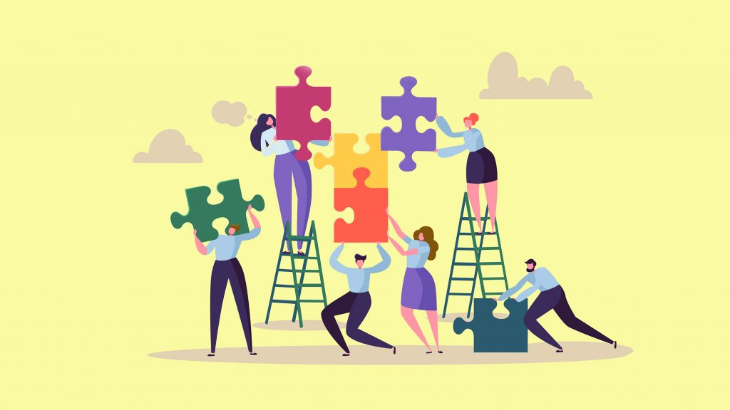 What They Didn't Teach Me in Business School About Building a Team