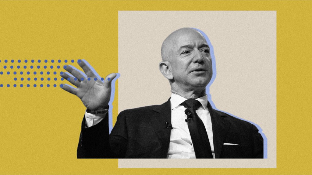 5 Ideas From Jeff Bezos That Can Spur Your Company's Growth